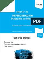 Sesion 13 Refrigeracion Diagramas de Mollier