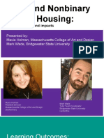 naspa- nonbinary gender housing