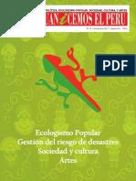 Peruanicemos el Perú N° 8 - noviembre 2017