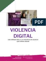 Contra La Violencia de Género.
