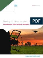Feeding 10 Billion in 2050