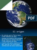 Dinámica de La Tierra