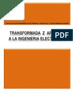 TRANSFORMADA  Z  APLICADA   A LA INGENIERIA ELECTRONICA.docx