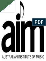 Australian Institute of Music Logo