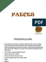 Pbp Faeces