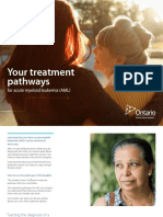 Stem Cell Patient Education Pathways