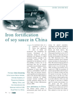 Sauce Fe Fortification China