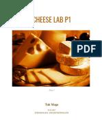 p1-3 cheese report