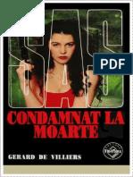007 Gerard de Villiers - Condamnat la moarte.docx