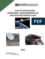 Manual de Instalacion-operacion-mantenimiento de Una Vsat Gilat (v.26.12.15)