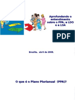5 - do PPA, LDO e LOA