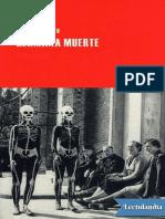 Hermana Muerte - Thomas Wolfe