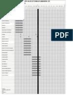 Foundation Year Schedule
