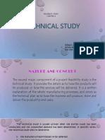 Technical Study feasibility