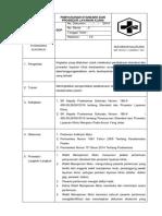9.2.2 SOP Penyusunan Standar & Prosedur Layanan Klinis