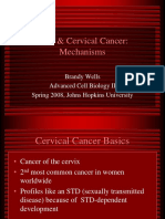 9 HPV and Cervical Mechanisms Johns Hopkins B Wells.ppt