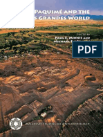 Ancient Paquime and the Casas Grandes World (Amerind Ss in Archaeology) - Paul E. Minnis & Michael E. Whalen