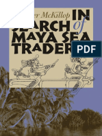 In Search of Maya Sea Traders - McKillop, Heather Irene