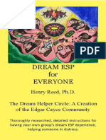 Henry Reed - Dream ESP for Everybody