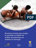 Medidas Socioeducativas em Unidades de Internação