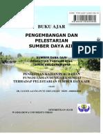 Buku Ajar Pengembangan Dan Pelestarian Sumber Daya Air - Dr. Ir. i Gusti Agung Putu Eryani,MT
