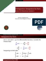 01 Integration by Parts - Handout.pdf01 Integration by Parts - Handout