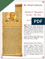 Astrological Biography of Sav Ark Art He Great b w