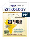 Bhrighu Saral Paddati 16-Mars Reveals BW