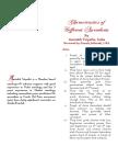Characteristics of Different Ascendants b w