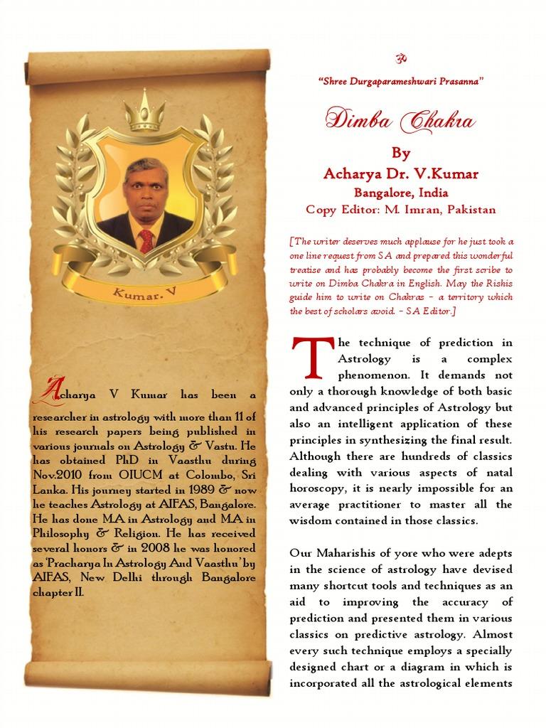 Dimba chakra saptarishis astrology bw horoscope divination nvjuhfo Gallery
