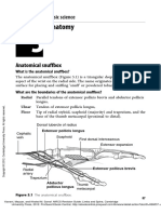 MRCS Revision Guide Limbs and Spine ---- (Chapter 5 Anatomy)