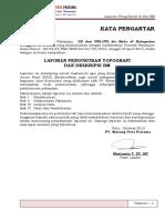 291524716 Laporan Pengukuran Topografi Dan Deskripsi Bm PDF