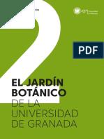 El Jardín Botánico de La Universidad de Granada