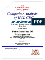 Project of Hcl Cdc 2 Final Report
