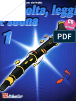 Ascolta Leggi & Suona - Clarinetto - Vol.1