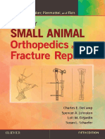 Brinker, Piermattei and Floâ--s Handbook of Small Animal Orthopedics and Fracture Repair, 5th Edition