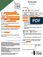 Demande Et Autorisation Novembre 2016