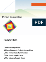 14. Perfect Competition