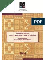 MANUAL Valorac Prueba