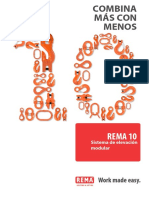 REMA 10 Chains Components SPANISH