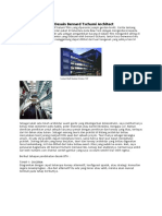 Metode Pendekatan Desain Bernard Tschumi Architect
