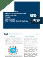 Gestión de Activos PAS 55 - IsA