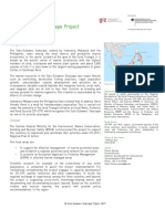 Sulu-Sulawesi Seascape Project Brief