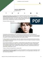La Esquizofrenia y La Psicosis en Adolescentes