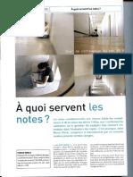 A Quoi Servent Les Notes.compressed