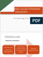IKG 1 - Prinsip Perawatan Endodonti