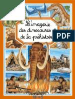 L'Imagerie Des Dinosaures Et de La Préhistoire - Emilie Beaumont