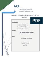 monografia - Presas de Gravedad y estabilida de presas.docx