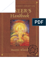 Dennis Klocek - The Seer's Handbook a Guide to Higher Perception