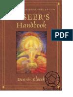 Dennis Klocek - The Seer's Handbook a Guide to Higher Perception